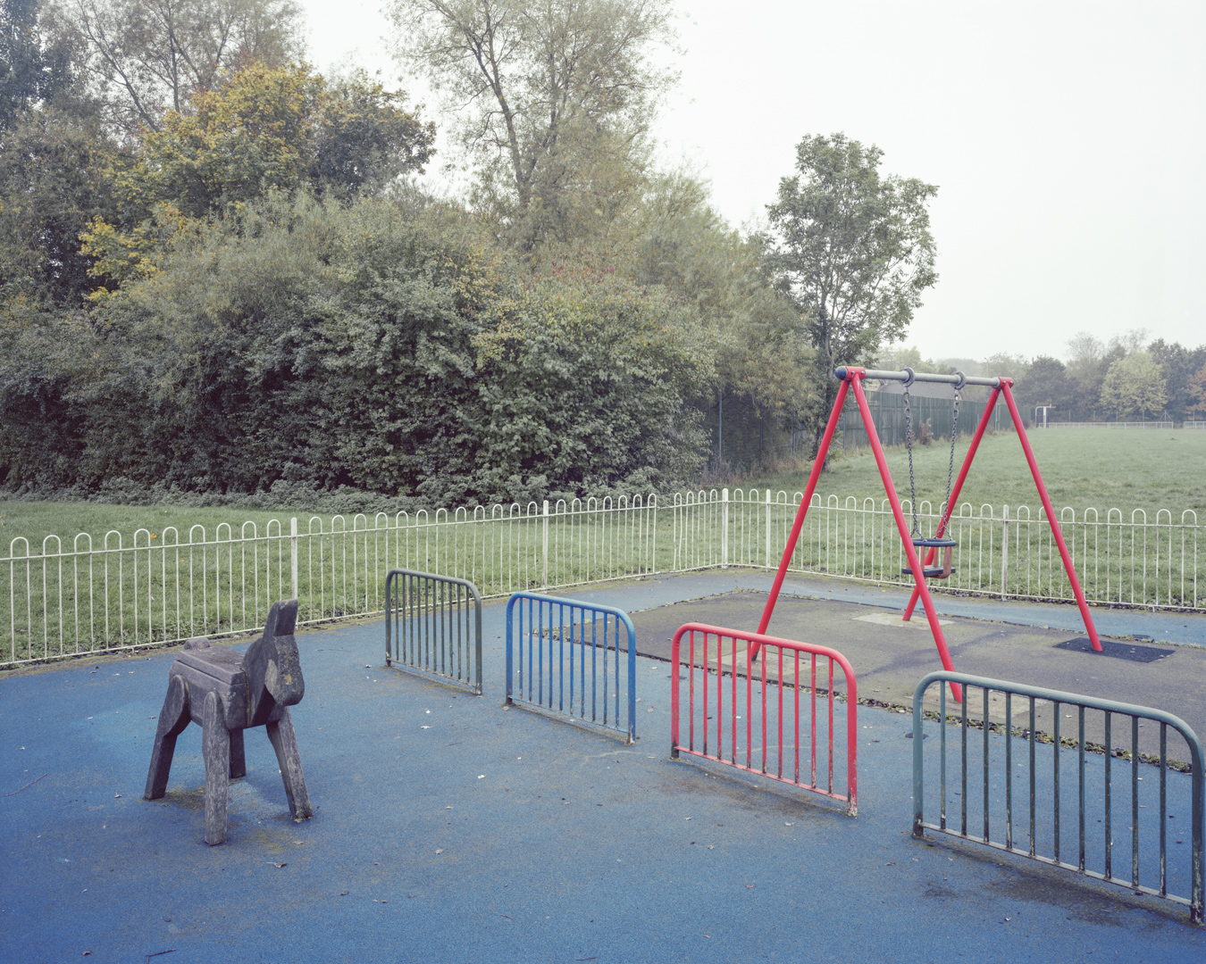Play park, Middleleaze, Swindon, 2016