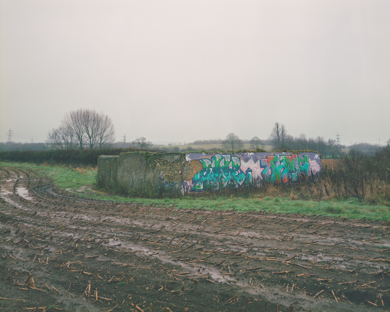 Abandoned Outfarm, Lydiard Tregoze, 2016